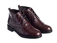 Ботинки Etor 7390-1061 коричневые, фото 1