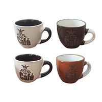 Чашка кофейная 100 мл SNT 13655-01