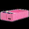 Коробочка для носочков/колгот/ремней ORGANIZE (розовый), фото 3