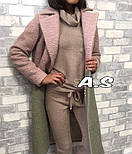 Женский костюм из ангоры свитер и штаны (в расцветках), фото 3