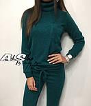 Женский костюм из ангоры свитер и штаны (в расцветках), фото 4