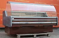 Холодильная витрина среднетемпературная «Айстермо Амстердам» 2.0  м. (Украина), Широкая выкладка 90 см., Б/у, фото 1