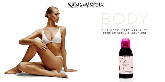 Баннер Academie BODY Boisson Drainante