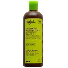 Шампунь с мылом Алеппо для нормальных волос 2в1 (с кондиционером) 500 мл Najel
