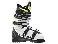 Гірськолижні черевики Head Advant Edge 95 White Black Yellow 2019