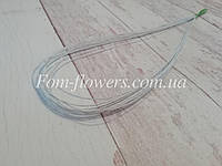 Проволока в бумажной обмотке белая, 0,7 мм