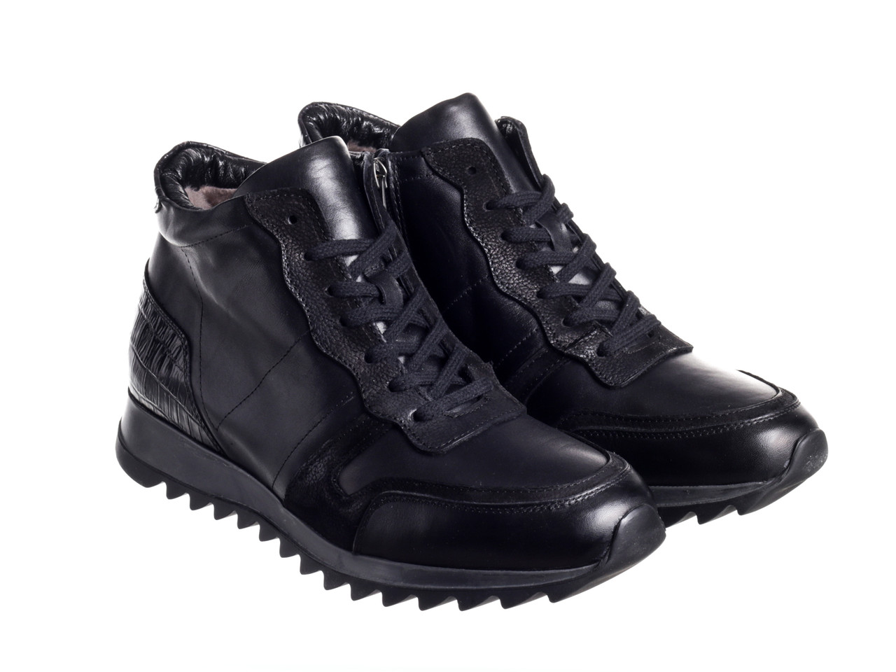 Ботинки Etor 8791-144 черные