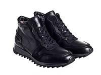Ботинки Etor 8791-144 черные, фото 1