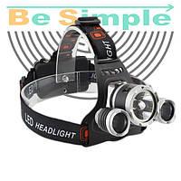 Налобный фонарь Police Bailong RJ 3000