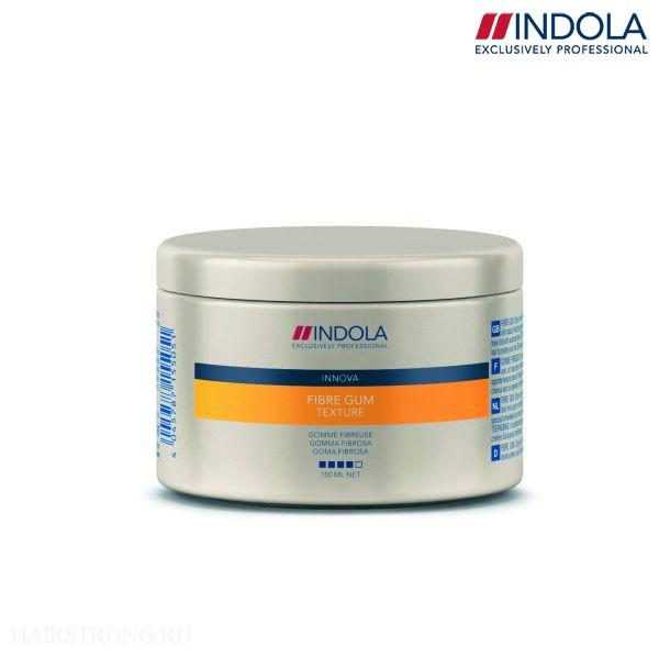 Волокнистое средство для укладки средней фиксации Indola Innova Texture Fibre Mold