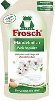 Ополаскиватель для белья Frosch Mandelmilch Цветы мендаля 1л.