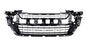 Решетка в бампер Peugeot 308 11-13 средняя без накладки 5415 910