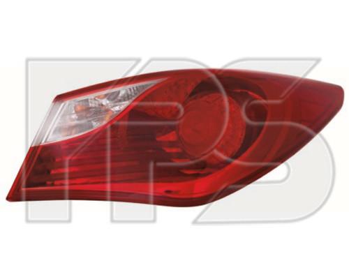 Фонарь задний Hyundai Sonata YF 2011-2014 левый внешний 221-1953L-AE