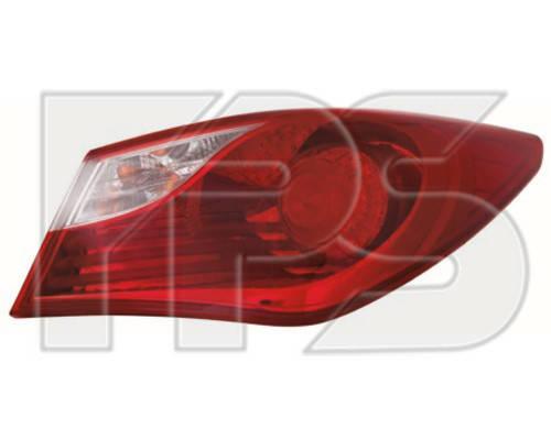 Фонарь задний Hyundai Sonata YF 2011-2014 левый внешний 221-1953L-AE, фото 2
