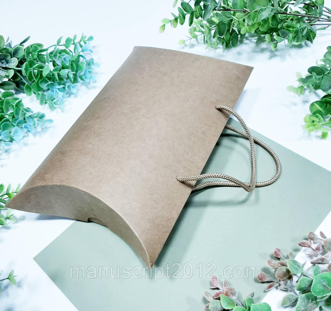 Коробка подарочная крафт 230х180х70 мм.