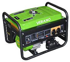 Генератор с бензиновым двигателем - 2600/3000 Вт