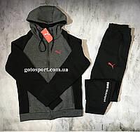 Зимний мужской спортивный костюм Puma BMW Motosport Winter, фото 1