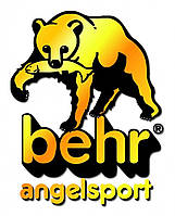 Наклейка Behr логотип 27х23см