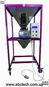 Дозатор весовой ковшовый сыпучих 20 г - 2 кг
