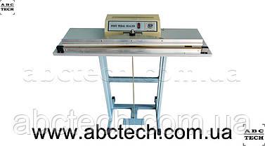 Ножной импульсный запайщик пакетов FRT 500 мм, шов 3 мм