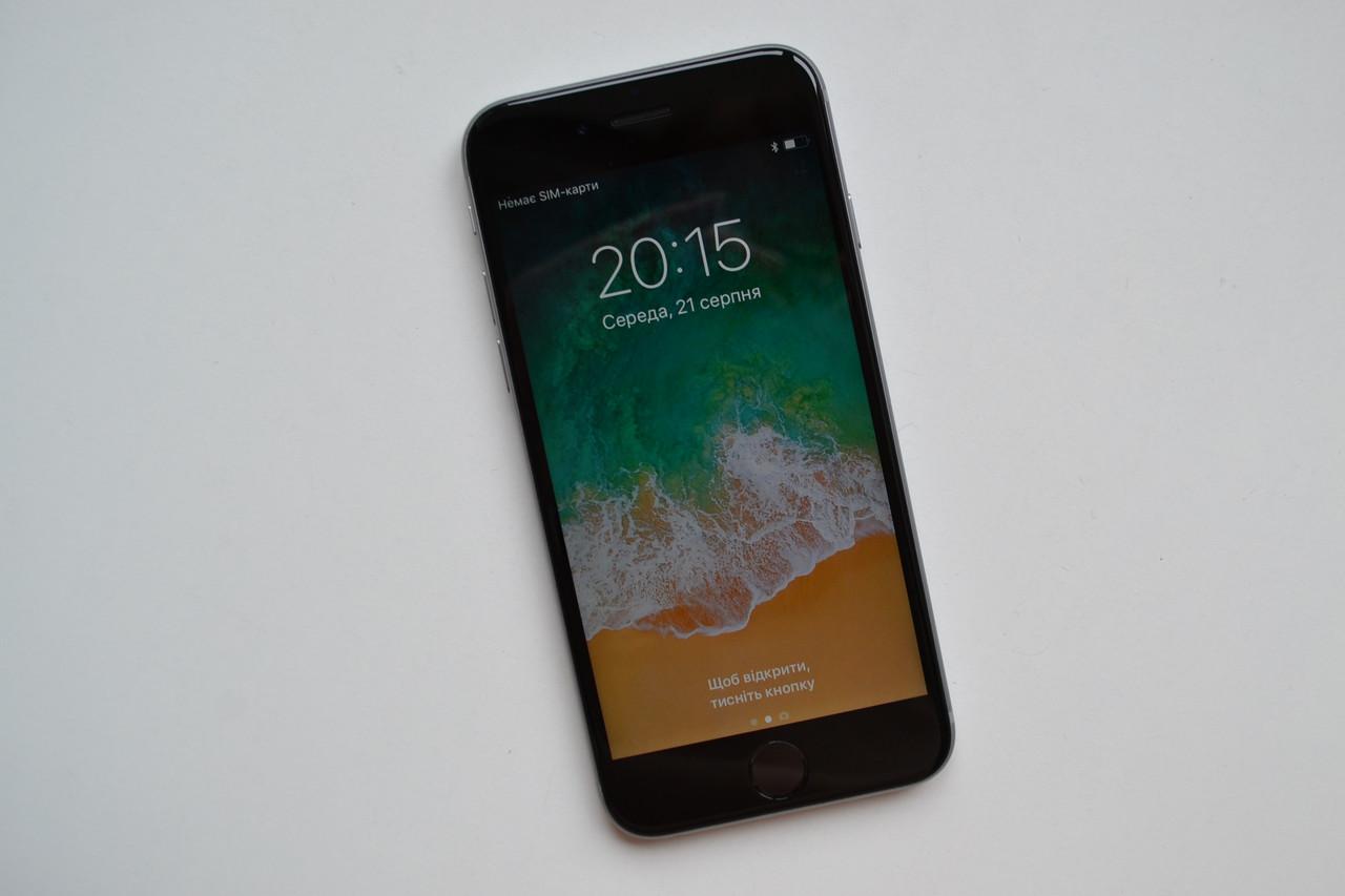 Apple Iphone 6s 16Gb Space Gray Neverlock Оригинал!