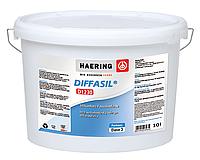 Краска силиконовая HAERING DIFFASIL D1230 фасадная  транспарентная - база 3 10л