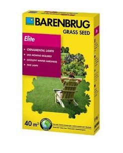 Газонная трава Barenbrug Elite Элит - 1 кг