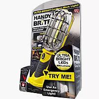 Фонарик на магните Handy Brite Light