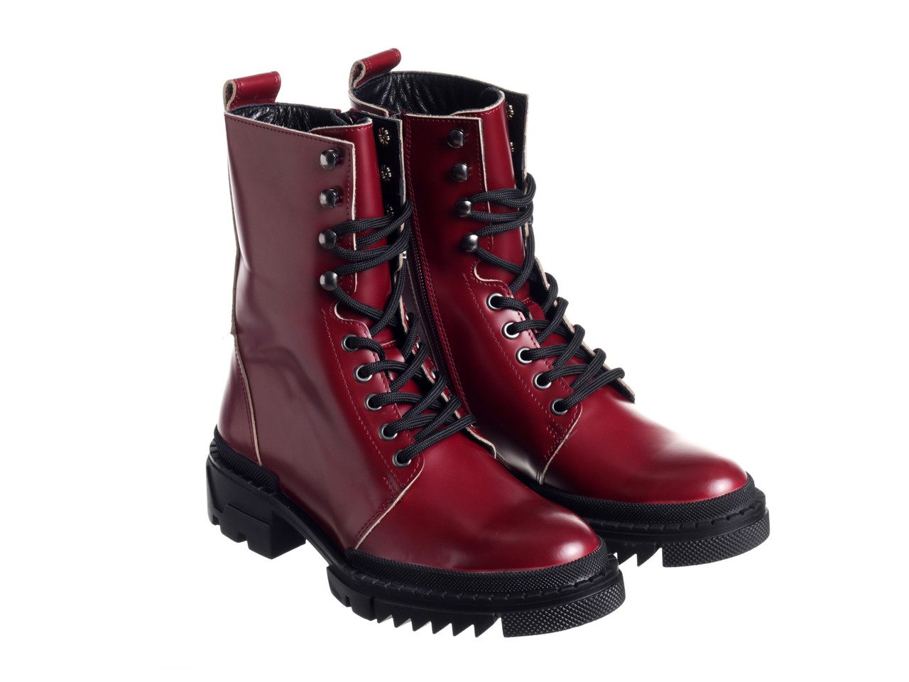 Ботинки Etor 6760-7449-2-201 бордо, фото 1