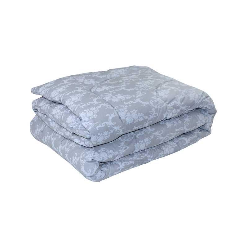 Одеяло силиконовое Руно Вензель серое демисезонное 200х220 евро