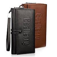 Портмоне кошелёк Baellerry Guero / Мужской бумажник + Подарок