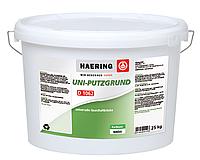 Грунт с кварцевым песком HAERING UNI-PUTZGRUND W D1062 адгезионный белый 25кг