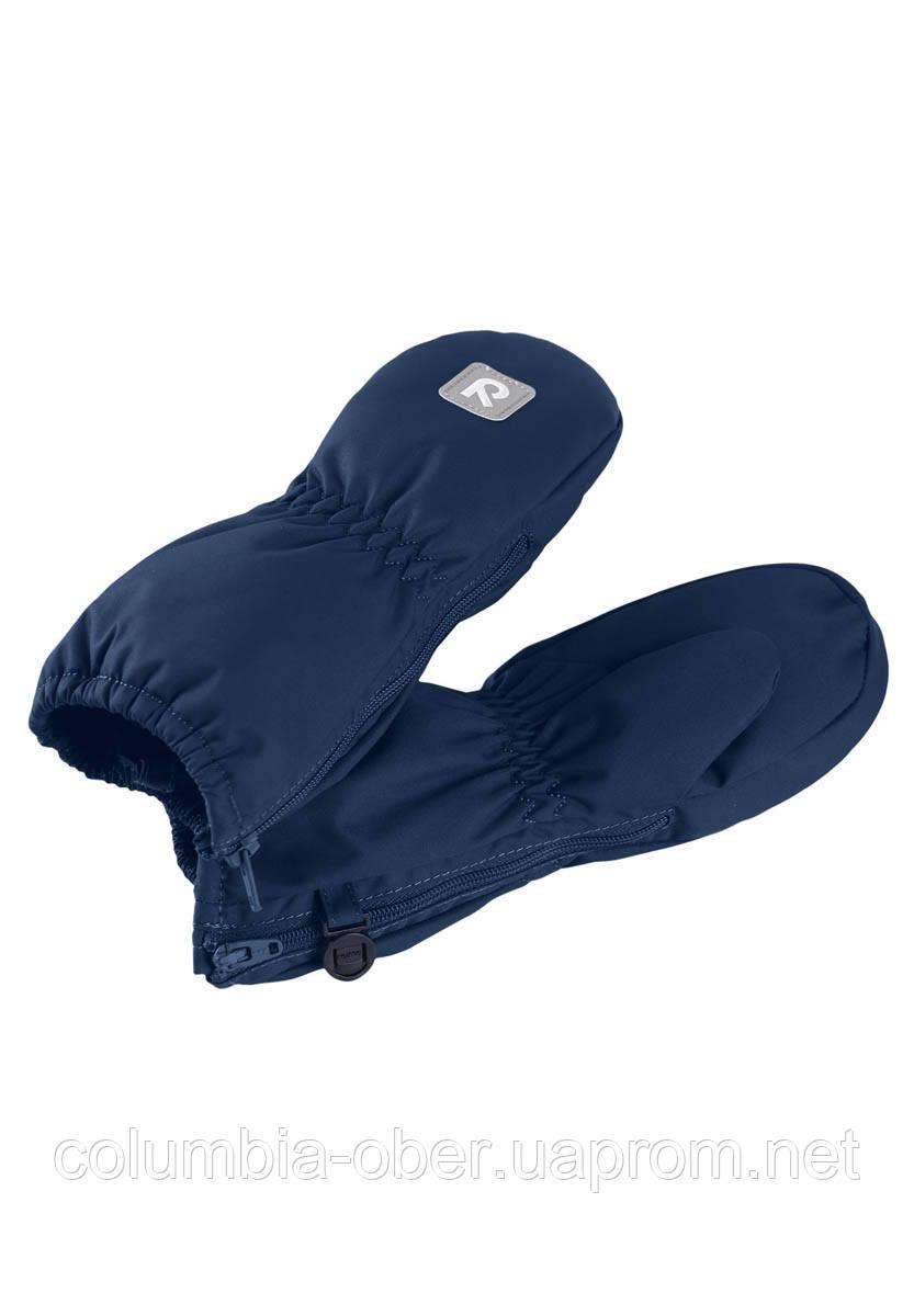 Зимние варежки для мальчика Reima Tassu 517201-6980. Размеры 0, 1 и 2.