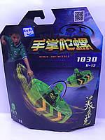 Бейблейд Конструктор-Волчок NINJA SH06480 Зеленый