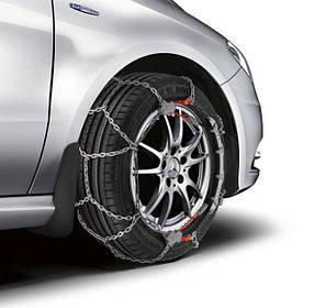 Брызговики оригинальные для Mercedes-Benz C-klasse (W205) (2015-), передние 2шт A2058900078