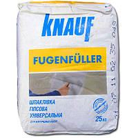 Knauf Фугенфюллер, Шпаклевочная смесь 25 кг