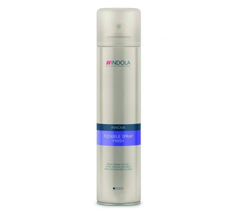 Спрей для волос эластичной фиксации Indola Innova Finish Flexible Spray 750 мл