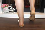 Шлепанцы женские белые Б483, фото 7