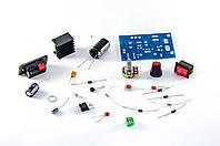 Понижающий модуль питания на LM317 AC/DC 5V-35V до 1.25V-30V DIY Kit