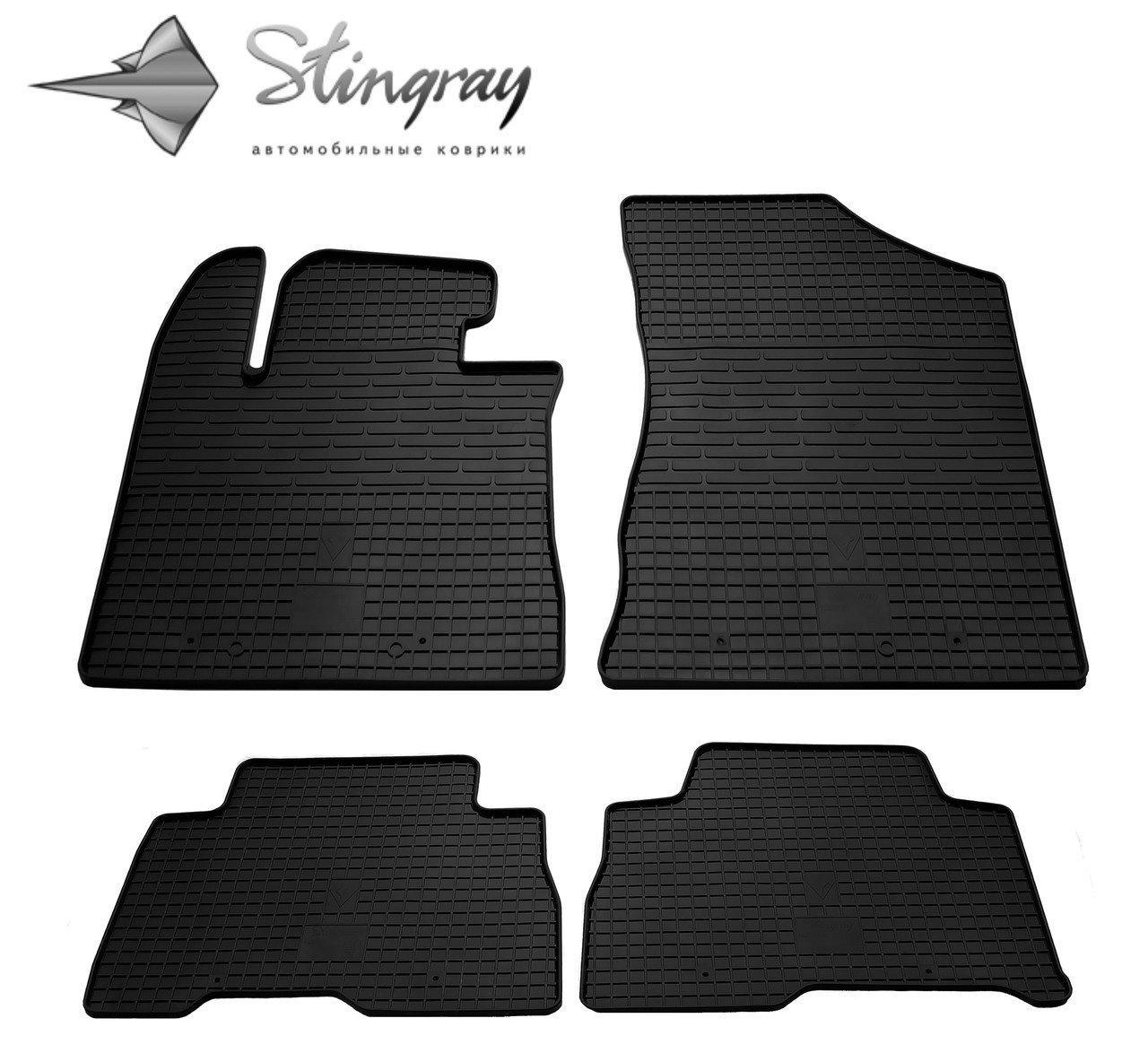 Автомобильные коврики Kia Sorento II (XM) 2012-2014 Stingray