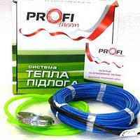Теплый пол электрический Profi Therm 2 19/1240 (9,7 м2) Двужильный нагревательный кабель