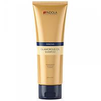 Шампунь для блеска Indola Innova Glamorous Oil Shampoo 250 мл