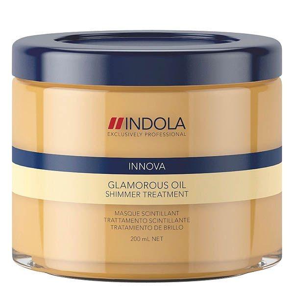 Маска для гладкости и блеска Indola Innova Glamour Hair Mask 200 мл