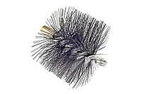 Щетка (ерш) металлическая для чистки дымохода Savent 150 мм, фото 1