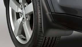 Брызговики передние для Mitsubishi Outlander XL (07-12) оригинальные 2шт MZ313931