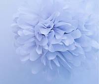 Бумажный помпон для украшения свадебного зала дарк голд