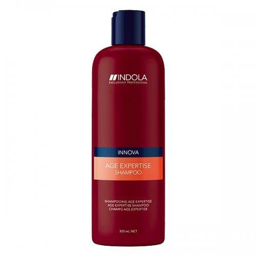 Шампунь для ухода для зрелых волос Indola Innova Age Expertise Shampoo