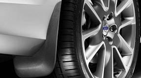 Брызговики задние для Volvo S60 2010- оригинальные 2шт 31359695