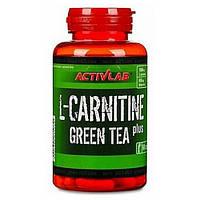 Л-Карнитин ActivlabL-CARNITINE PLUS GREEN TEA 60caps