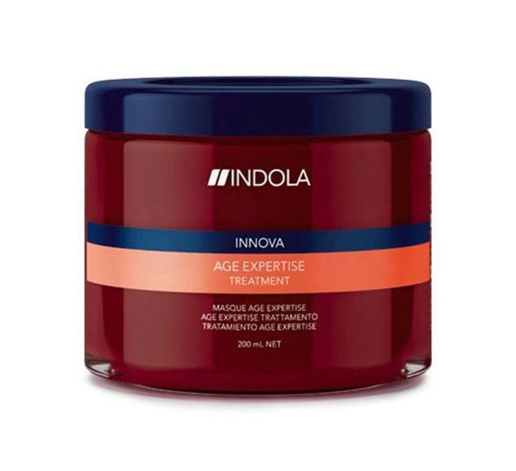 Маска восстанавливающая для зрелых волос Indola Innova Age Expertise Treatment
